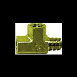 Pipe Fittings - Brass Street Tee