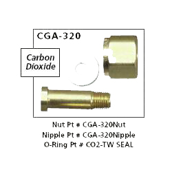 Fittings - Carbon Dioxide