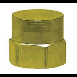 Pipe Fittings - Brass Cap
