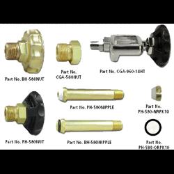 Fittings - Inert Gases
